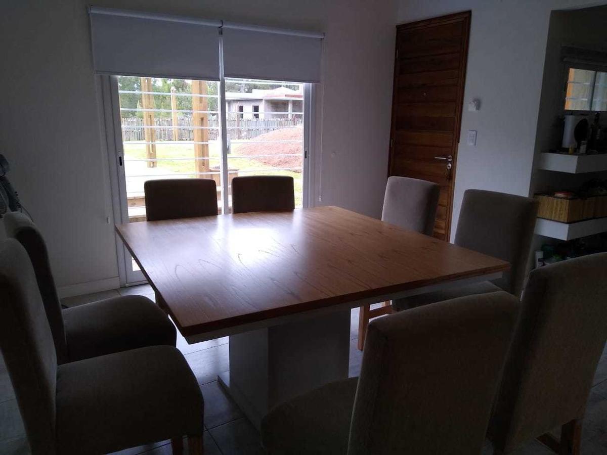 living comedor cocina integrada.dormitorio en suite 2dormito
