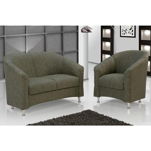 Sillon sofa living poltrona roma 2 cuerpos sensacion 4 for Poltronas en montevideo
