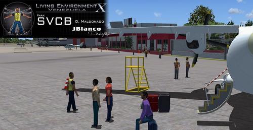 living environment venezuela [lev] para fsx y p3d