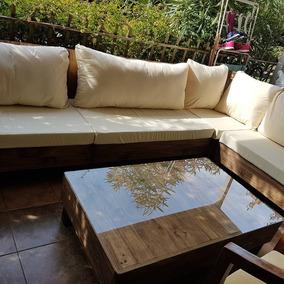 Living Sofas Mesas Terrazas Bar Etc Modelo Palet