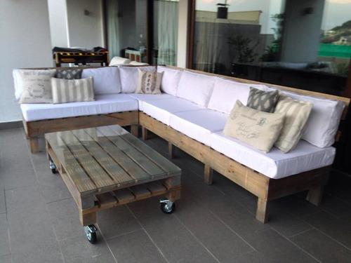 living susan 360x200 madera reciclada pantano pallet muebles