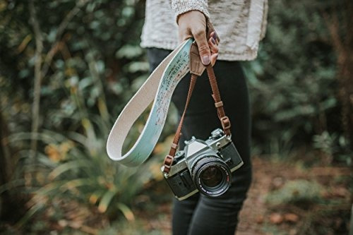 livoree travel camera strap para dslr  slr y vintage diseño