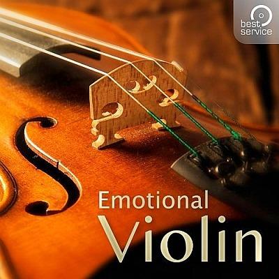 Livraria Para Kontakt - Emotional Violin (kontakt)