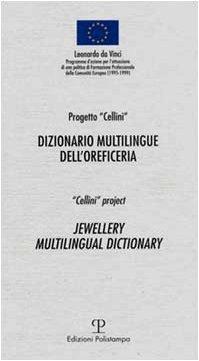 livre : dizionario multilingue dell'oreficeria / jewelle...
