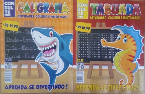 livrinho revista para colorir c/ atividades 27x20 - atacado
