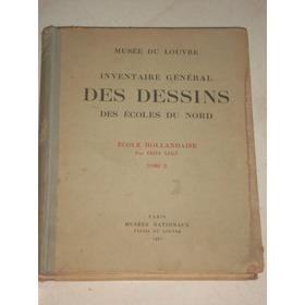 Livro-(raro)musée Du Louvre - Inventaire Général Des Dessins