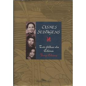 Livro - Cisnes Selvagens - Jung Chang
