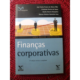 Livro - Finanças Corporativas