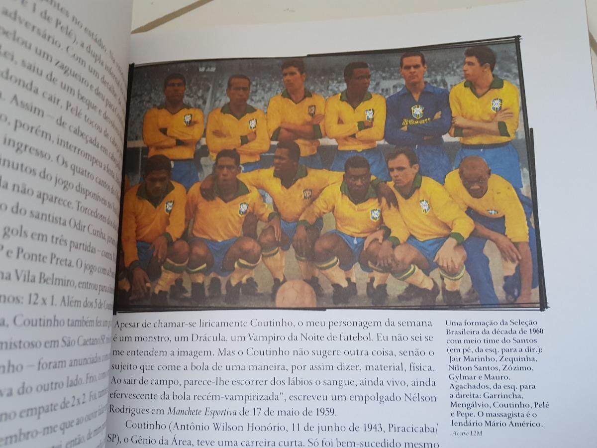 livro 10 décadas a história do santos futebol clube. Carregando zoom. d843e68168919