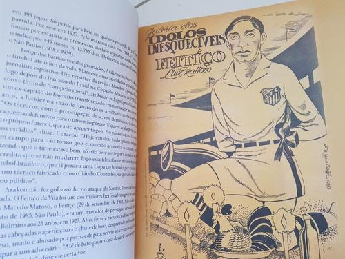 Livro 10 Décadas A História Do Santos Futebol Clube - R  39 44261b25ef7b8