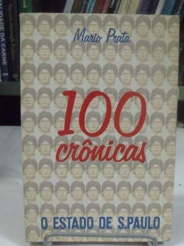 livro - 100 crônicas - mario prata