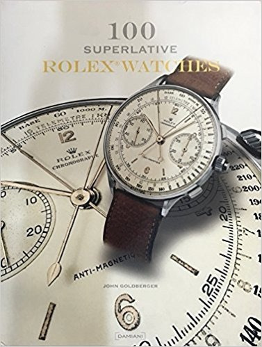 livro 100 superlative rolex watches