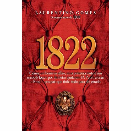 livro: 1822