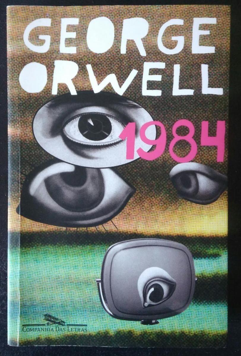 Livro 1984 - George Orwell - R$ 30,00 em Mercado Livre