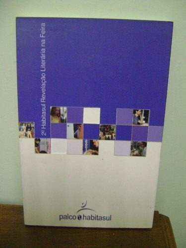 livro 2° habitasul revelação literária na feira - 2001