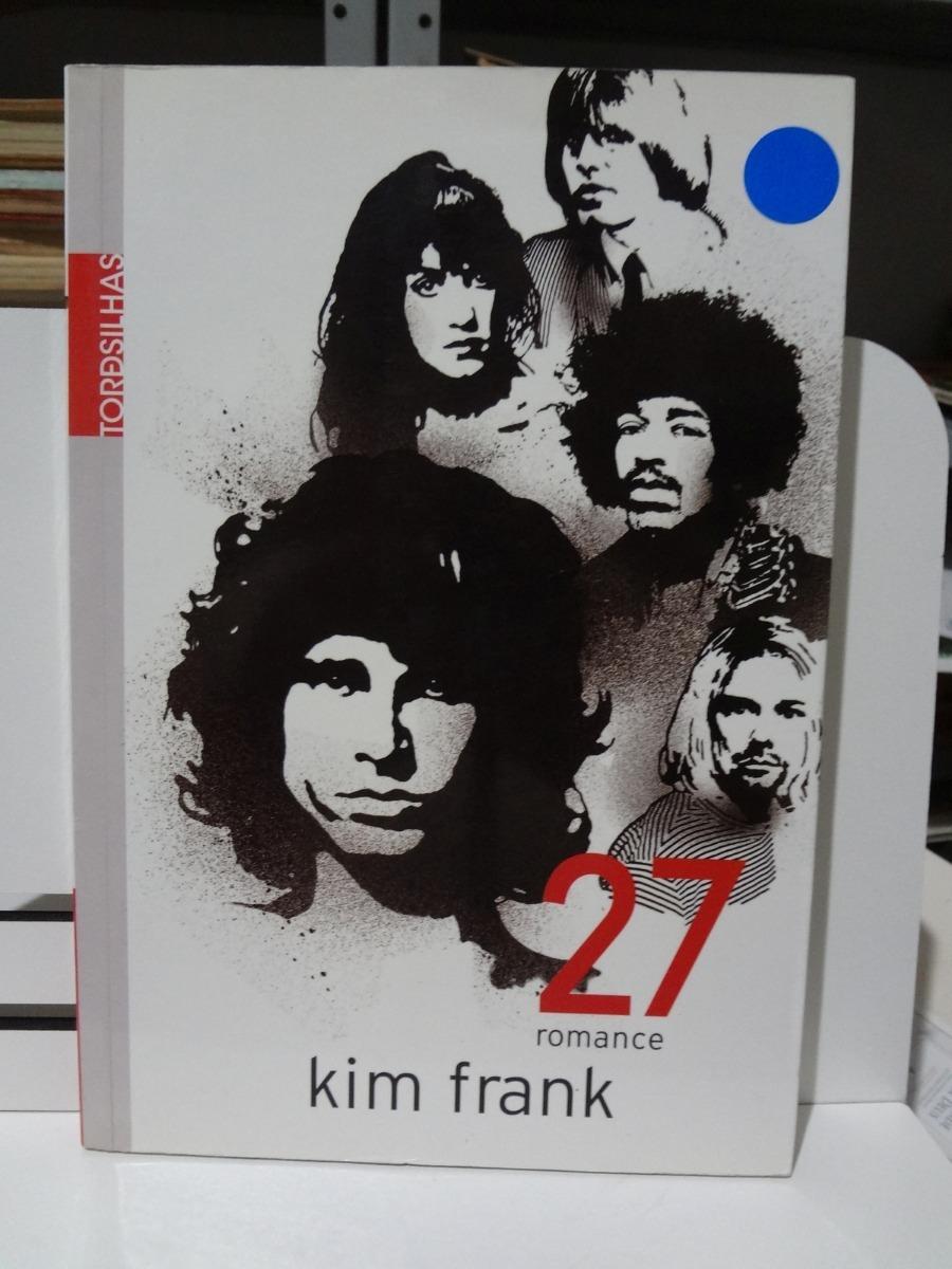 Livro 27 Romance Kim Frank