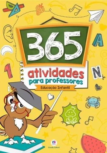 livro 365 atividades para professores educação infantil