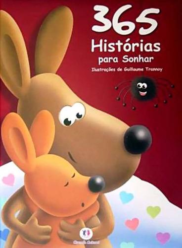 livro 365 historias para sonhar