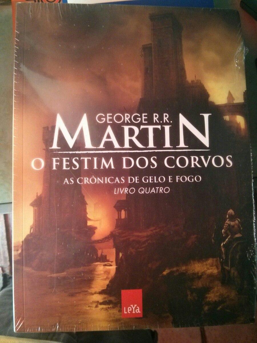 gratis o livro o festim dos corvos
