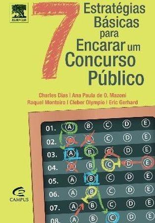 livro 7 estratégias para passar num concurso público