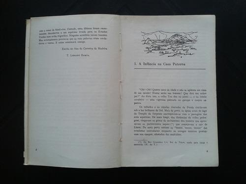 livro a 3° visão lobsang rampa
