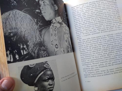livro - a áfrica de hoje - ellen e attílio gatti