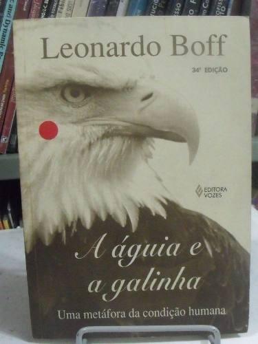 livro - a águia e a galinha - leonardo boff