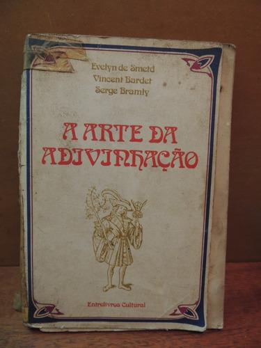 livro a arte da adivinhação evelyn de smedt