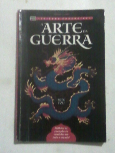 livro: a arte da guerra - sun tzu