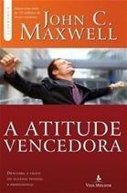livro a atitude vencedora- john c maxwell- frete especial