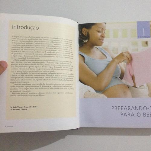 livro a bíblia do bebê dr. luiz vicente / dr. mariano t. c2