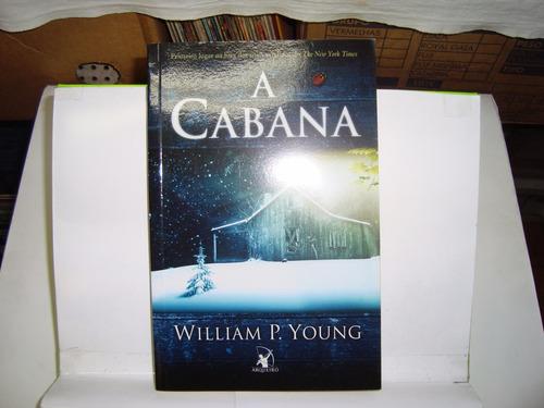 livro - a cabana - william p. young