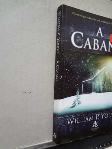 livro a cabana william p. young