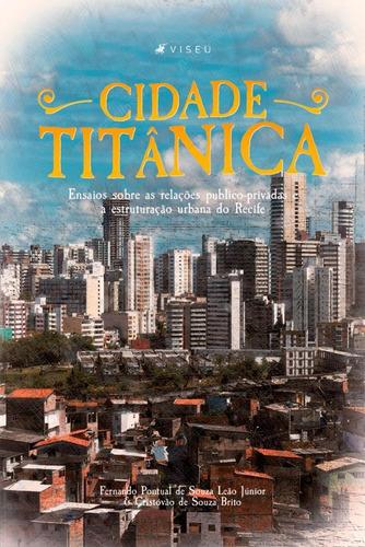livro - a cidade titânica