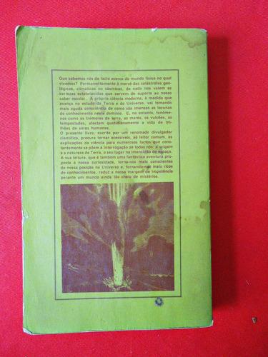 livro: a ciência perante o  desconhecido de f.l boscke