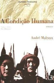 livro - a condição humana - andré malraux