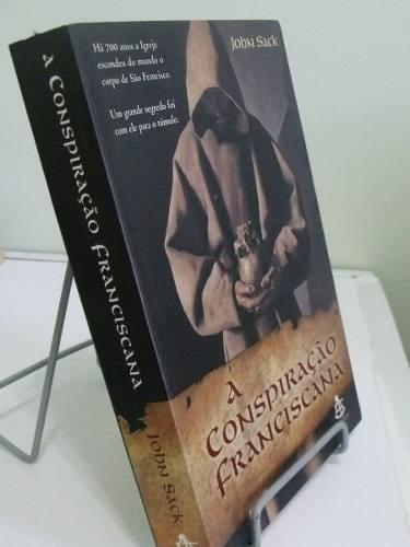 livro - a conspiração franciscana - john sack