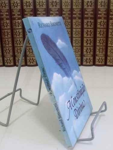 livro a constituição divina - richard simonetti
