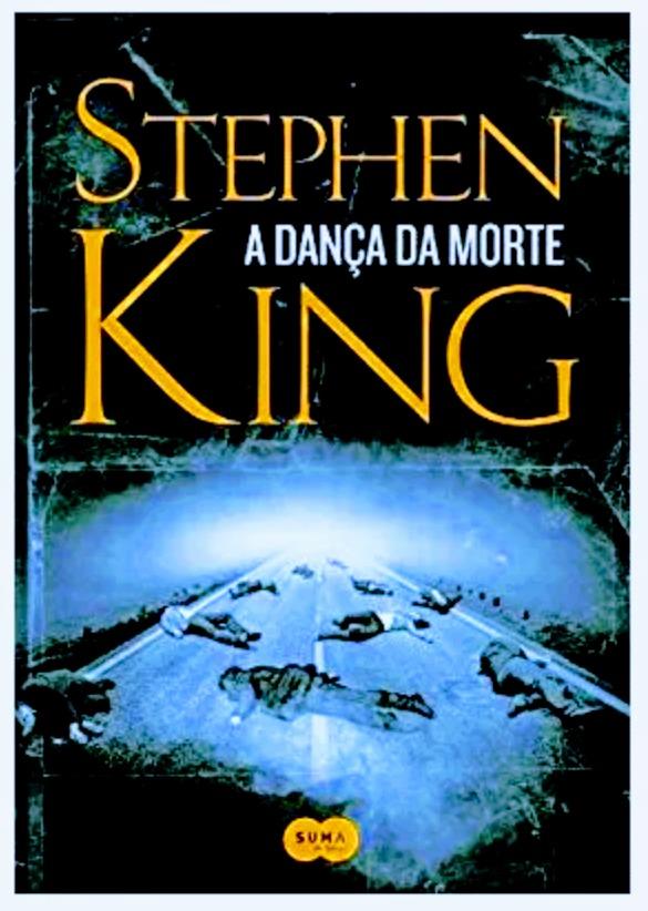 Livro A Dança Da Morte + A Maldição Do Cigano - Stephen King - R ...