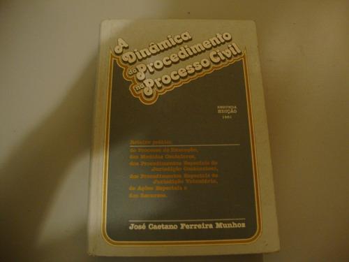 livro a dinâmica do procedimento no processo civil