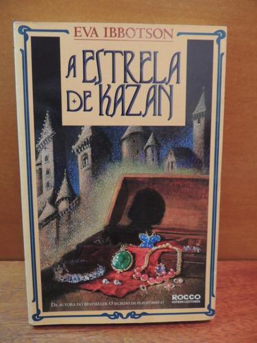 livro a estrela de kazan eva ibbotson