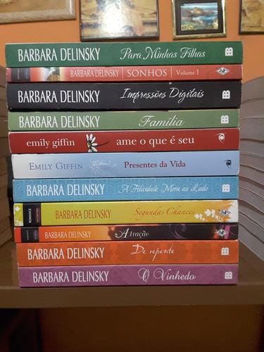 livro a felicidade mora ao lado - barbara delinsky