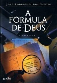 livro a fórmula de deus josé rodrigues dos santos