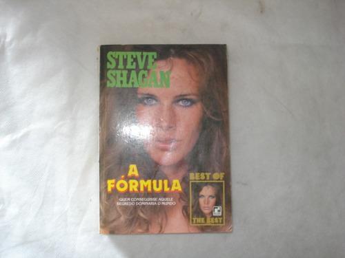 livro - a fórmula - steve shagan