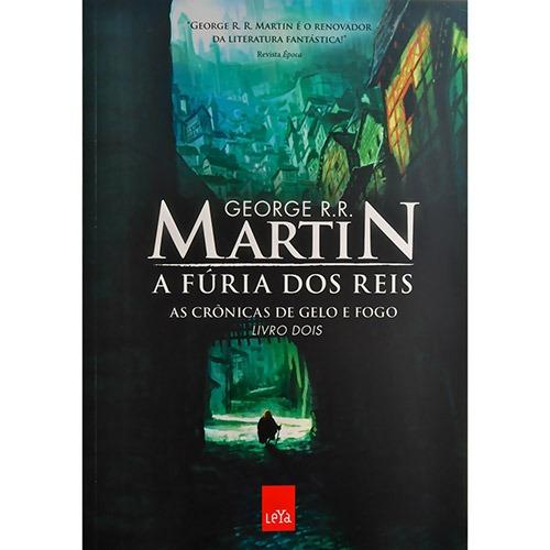 livro-a fúria dos reis-as crônicas de gelo e fogo-livro 2