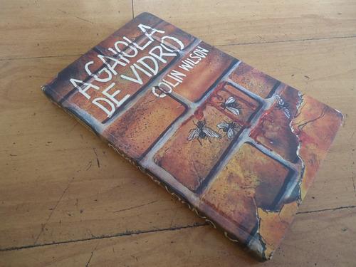 livro a gaiola de vidro, de colin wilson