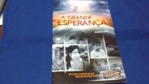livro a grande esperança elle g. white r$ 10,00