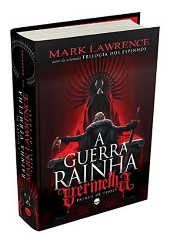 livro a guerra da rainha vermelha volumes 1 e 2 - lacrados