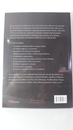 livro a história da matemática anne rooney m.books
