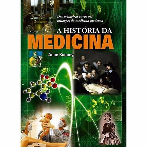 livro a história da medicina anne rooney